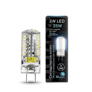 Лампа Gauss LED GY6.35 AC150-265V 3W 4100K